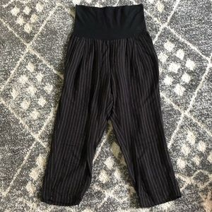 Anthropologie Hei Hei Wide Leg Linen Pants